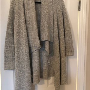 Lou and Grey open shrug sweater